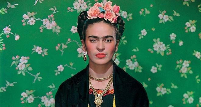 Frida Kahlo'nun kişisel eşyaları sergide