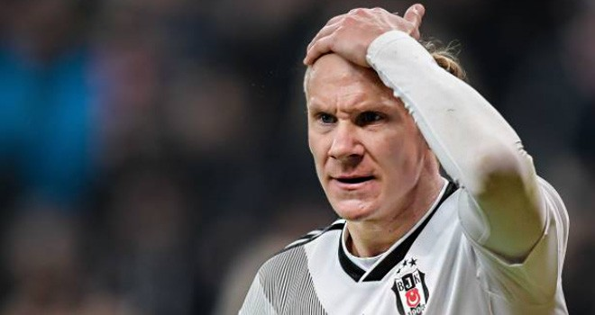 Flaş iddia! Beşiktaş Vida'nın satışı için çalışmalara başladı