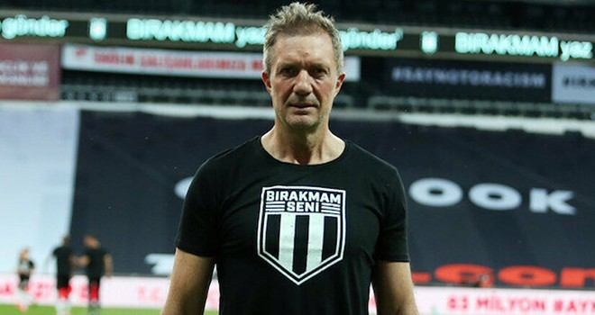 Beşiktaş'ın gizli kahramanlarından: Stefano Marrone