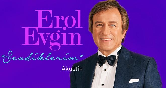 Erol Evgin'den yeni albüm: Sevdiklerim