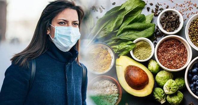 Koronavirüs'e karşı vücudunuzu güçlendirin