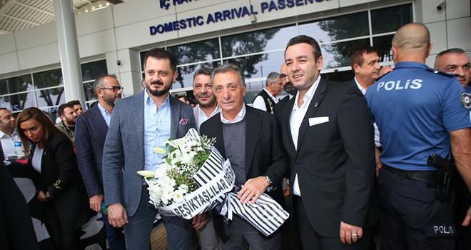 Beşiktaş, Antalya'da