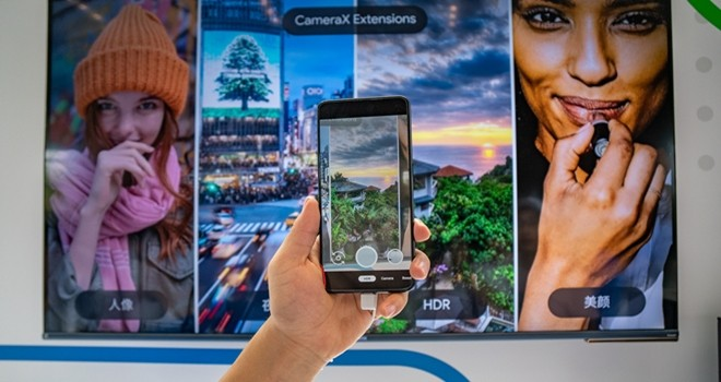 OPPO ve Google'dan yenilikçi kamera teknolojisi