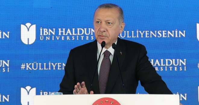 Cumhurbaşkanı Erdoğan'dan eğitim-öğretim reformu açıklaması