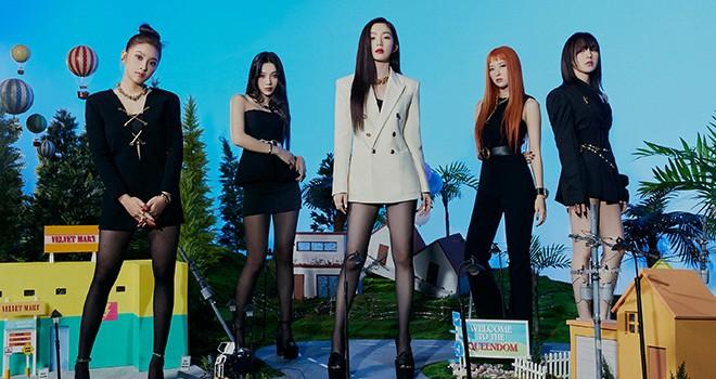 Red Velvet, yeni albümleri Queendom ile fırtına estiriyor!