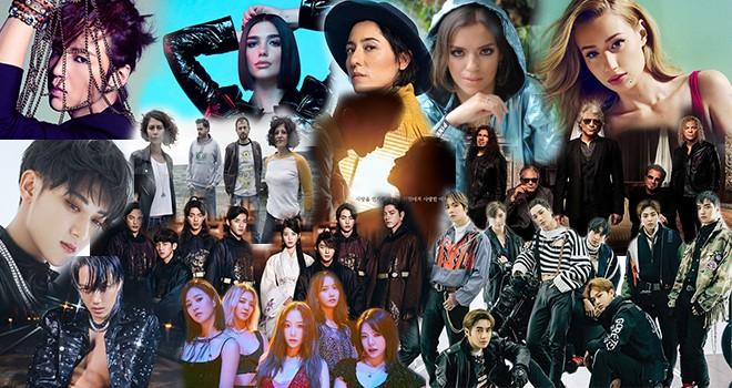 Radyo Beşiktaş 1-4 Aralık müzik programı