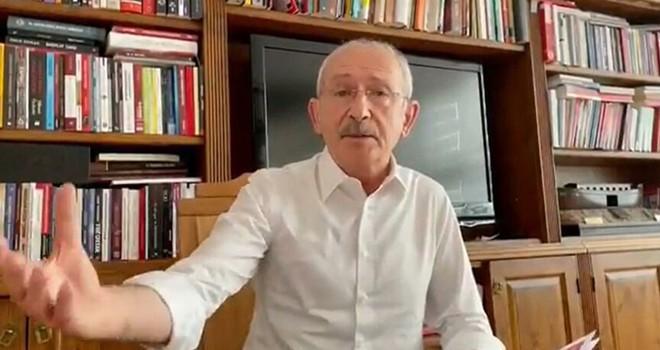 Kılıçdaroğlu: Kontrolü kaybettiği için hakaret ediyor