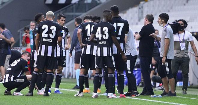 Beşiktaş The Land of Legends Cup'a mağlubiyetle başladı