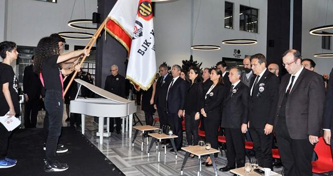 BJK KABATAŞ VAKFI Okulları'nda Atatürk anıldı