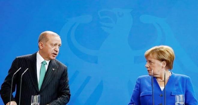 Angela Markel neden Türkiye'ye geliyor?
