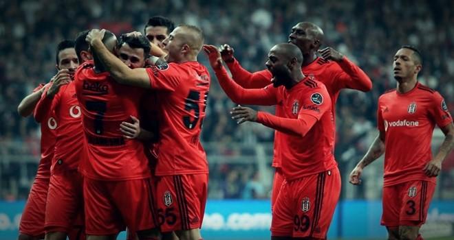 Başakşehir – Beşiktaş karşı karşıya