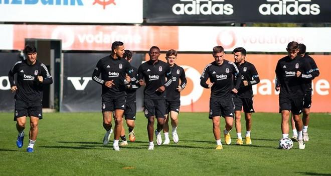 Gaziantep FK maçına doğru... Hazırlık başladı