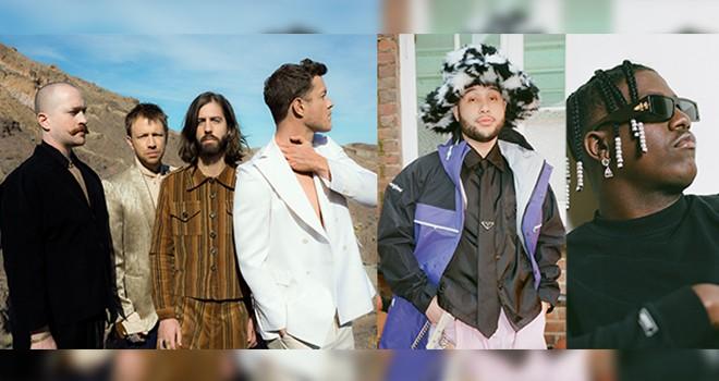 Imagine Dragons, Jax Jones ve Lil Yachty'den sevenlerine müjde!