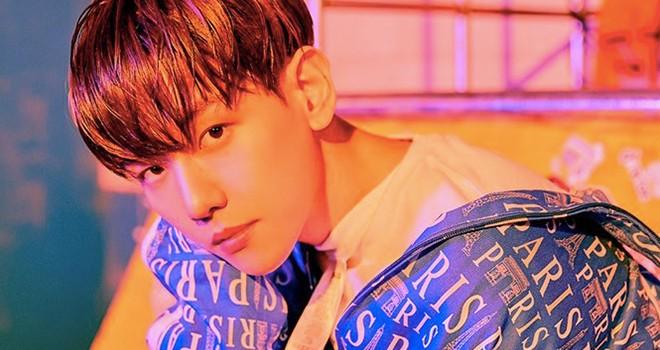 EXO'dan Baekhyun solo albümü Delight ile döndü