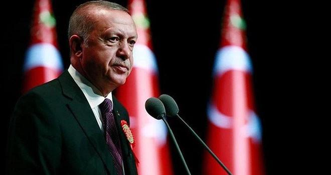 Cumhurbaşkanı Erdoğan'dan corona virüsü açıklaması