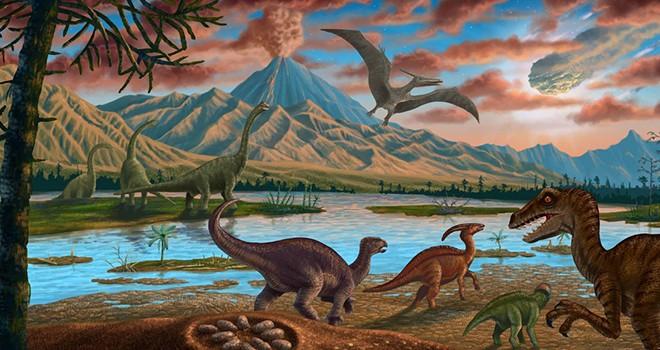 66 milyon yıl önceki yok oluşta yeni bulgular