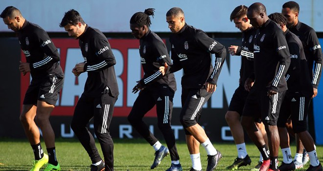 Beşiktaş'ta hazırlıklar tamamlandı! Hedef galibiyet