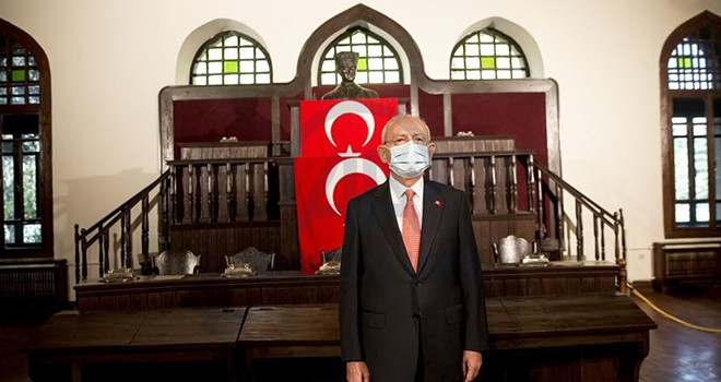 Kılıçdaroğlu 1. Meclis'ten mesaj verdi