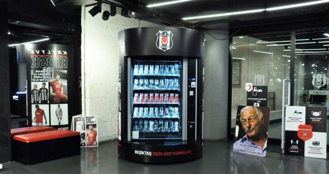 Beşiktaş'tan dünyada bir ilk