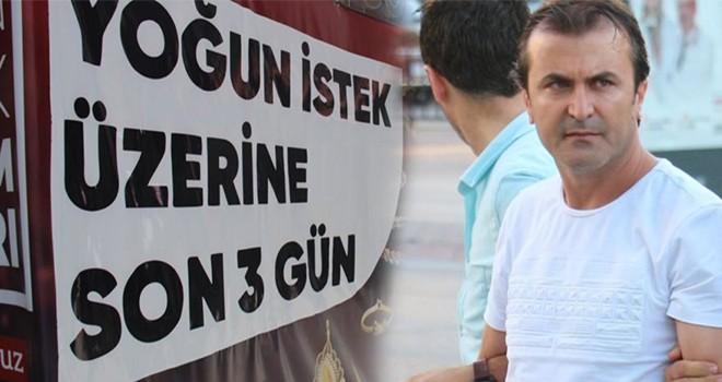 Konya'da kuyumcu soyup Beşiktaş'ta ev kiraladı