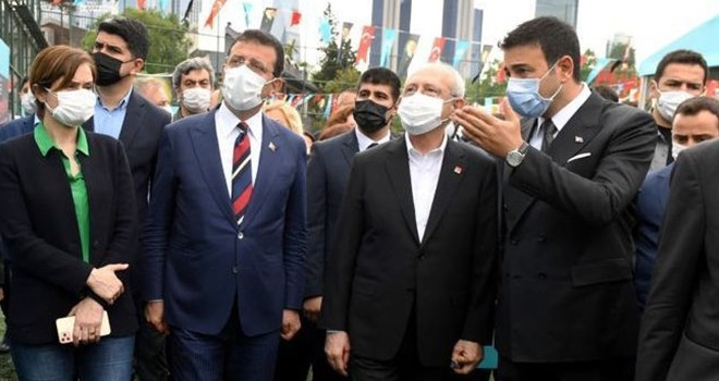 CHP'nin Beşiktaş çıkarması!