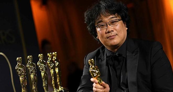 Bong Joon Ho'un Parazit'i Oscar'a damgasını vurdu