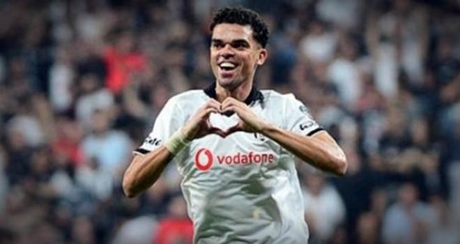 Pepe'den duygusal veda