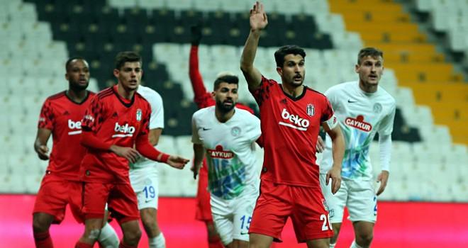 Beşiktaş çeyrek finale yükseldi!