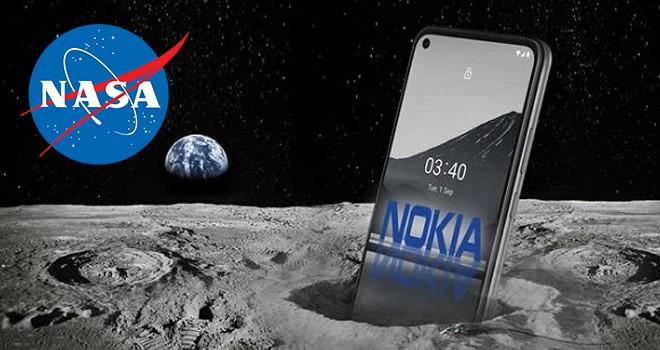 NASA ve Nokia'dan dev işbirliği! Ay'a 4G şebekesi kuracaklar