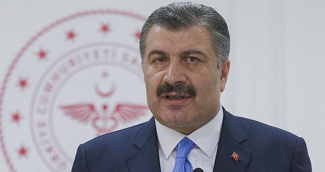Sağlık Bakanı Koca'dan gençlere flaş uyarı