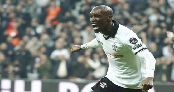 Atiba Beşiktaş'ta mutlu hissediyor