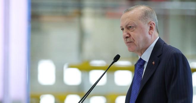 Cumhurbaşkanı Erdoğan: Türkiye, başarı çıtasını her geçen gün daha yükseğe taşımaktadır
