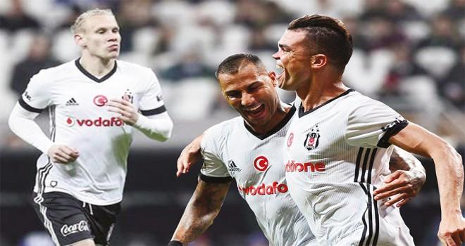 Beşiktaş taktik değiştirdi