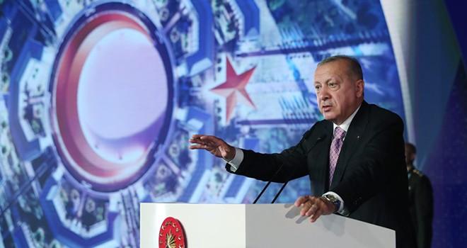 Cumhurbaşkanı Erdoğan: 30 Ağustos ruhunu nesilden nesile aktaracağız