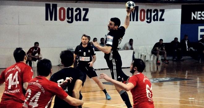 Beşiktaş Mogaz 32 - Beykoz Bld. Spor 31