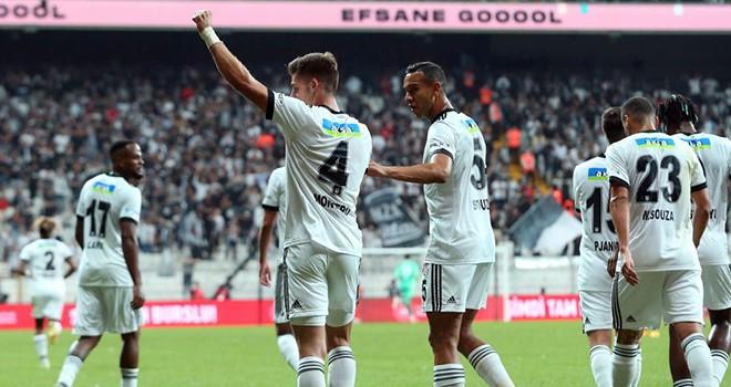 Beşiktaş, iki inanılmaz maça imza attı