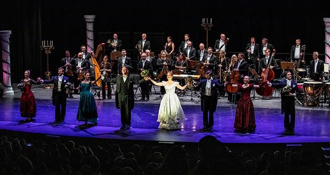 Strauss Gala ile yeni yıla görkemli başlangıç