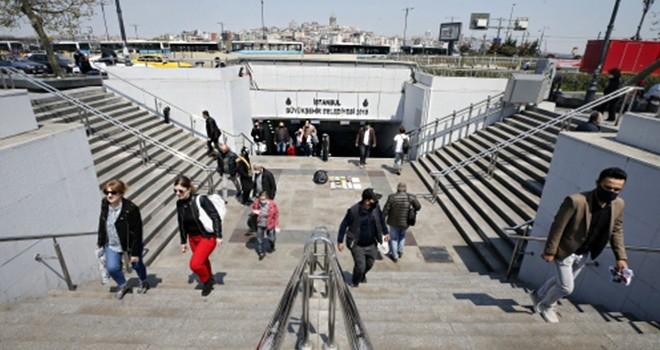 İstanbul'da yeni hafta sakin başladı