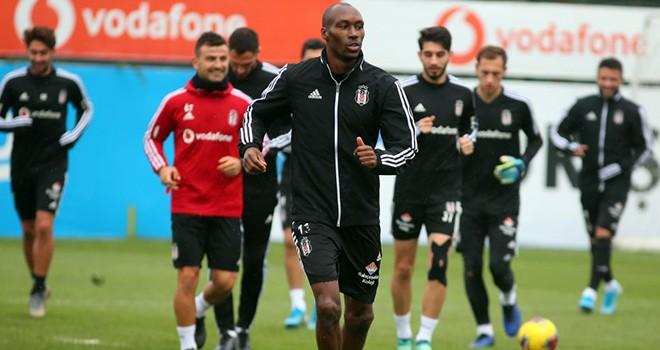 Beşiktaş, Yeni Malatyaspor maçına hazırlanıyor