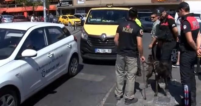 Bayram öncesi Beşiktaş'ta huzur ve trafik denetimi