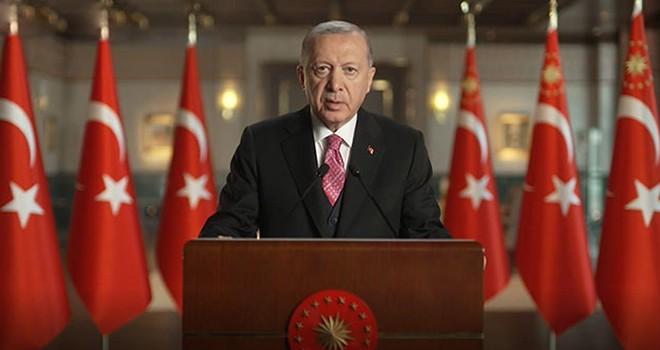 Cumhurbaşkanı Erdoğan: Bir felakettir gidiyoruz