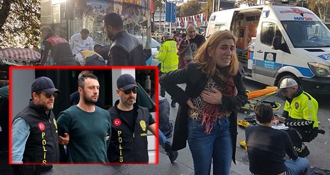 Beşiktaş'ta durağa dalan şöförün cezası belli oldu