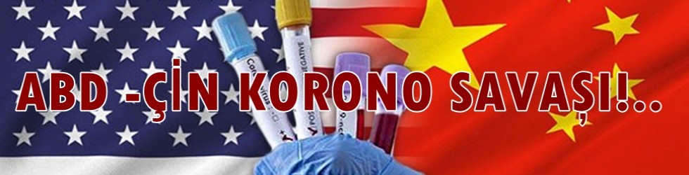 Çin'den ABD'ye animasyonlu Korona göndermesi