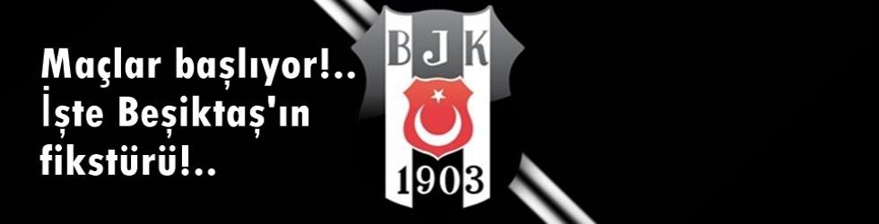 Resmi açıklama sonrası Beşiktaş'ın fikstürü nasıl olacak