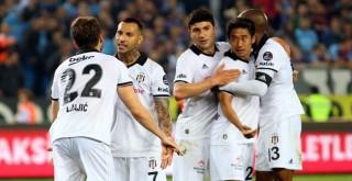 Trabzonspor: 2 – Beşiktaş: 1