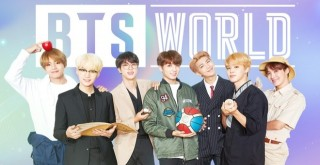 BTS WORLD yayınlandı