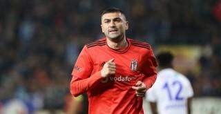 Beşiktaş'tan Burak Yılmaz kararı