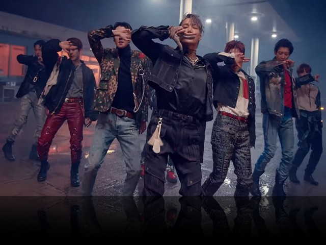EXO 'Love Shot' MV Teaser #2