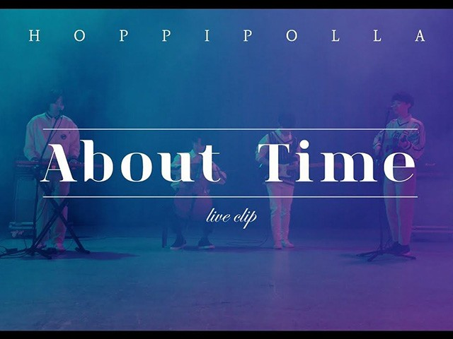 Hoppipolla -  About Time