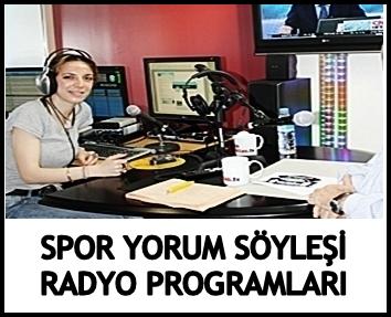 SPORYORUMSOYLESIRADYOPROGRAMLAR PCDE DİNLE İZLE